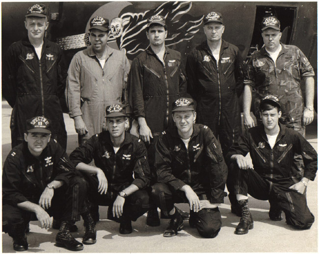 Acft 129 Crew sustaining BD on 2/18/70