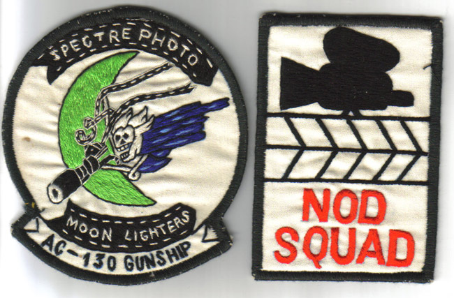 Night Op's Photographer's patches