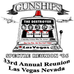 The Destroyer - 33rd Annual Spectre Reunion - Las Vegas, Nevada